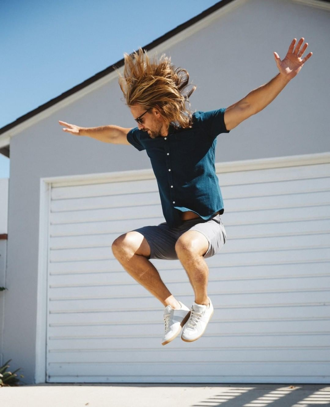 Leaping into our …