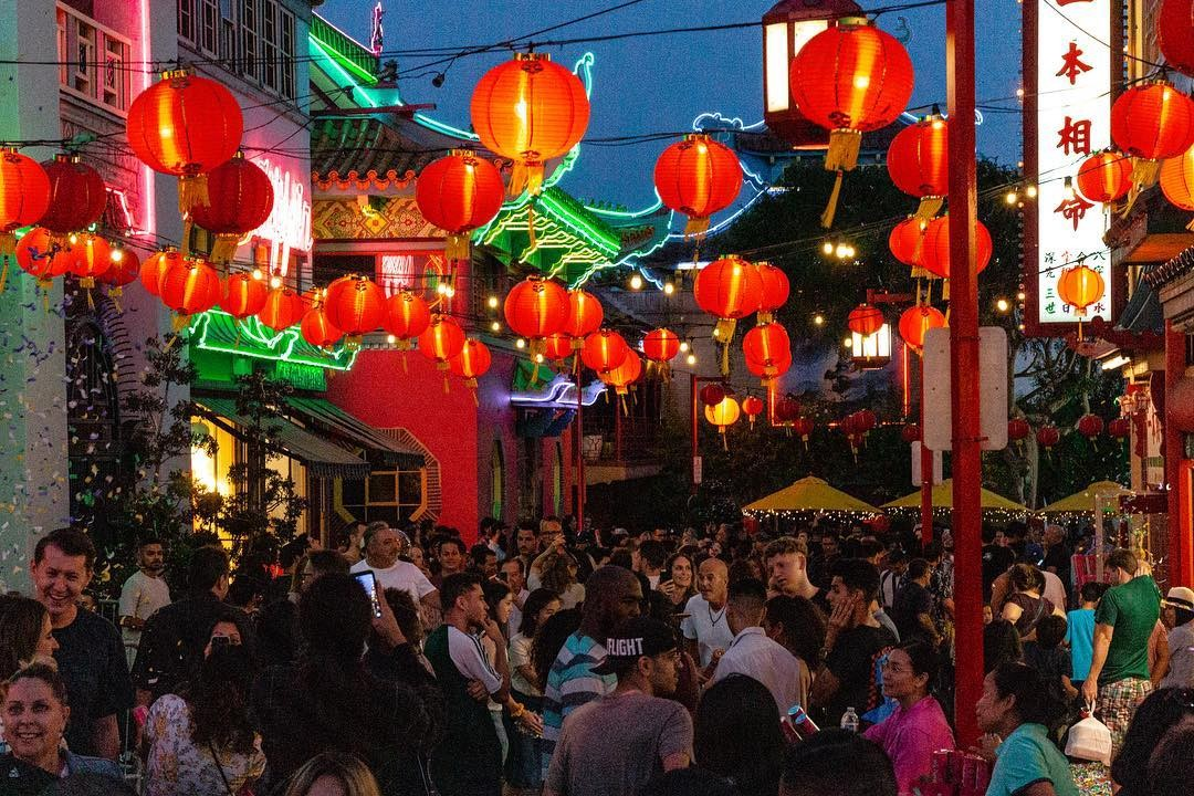 #chinatownsummernights …