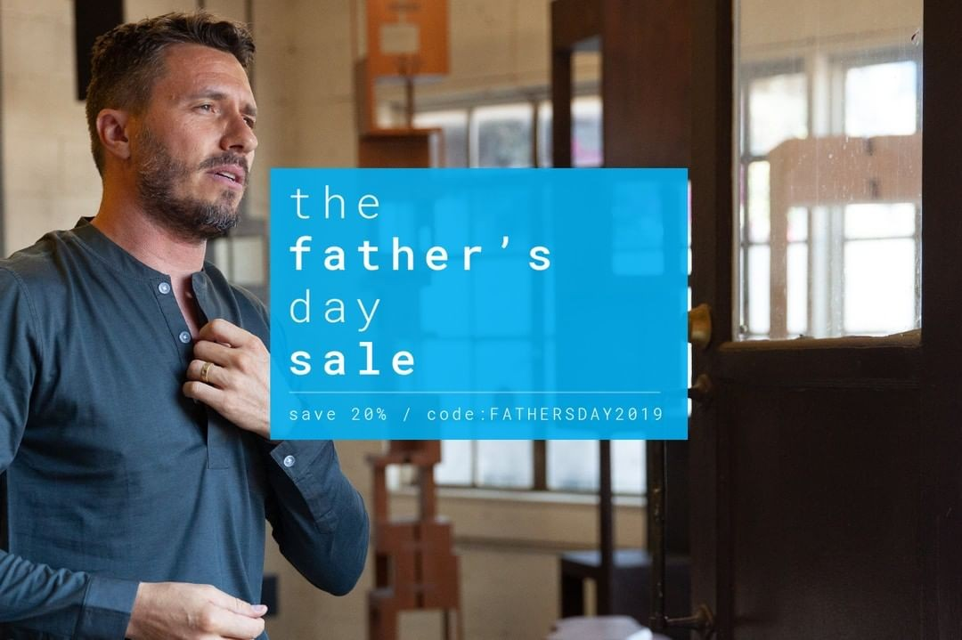Father's Day Sale …