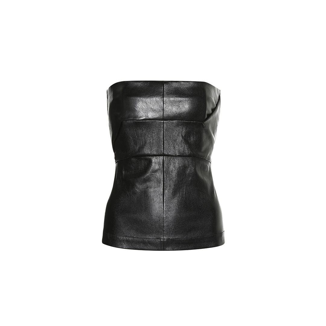 Leather whatever …