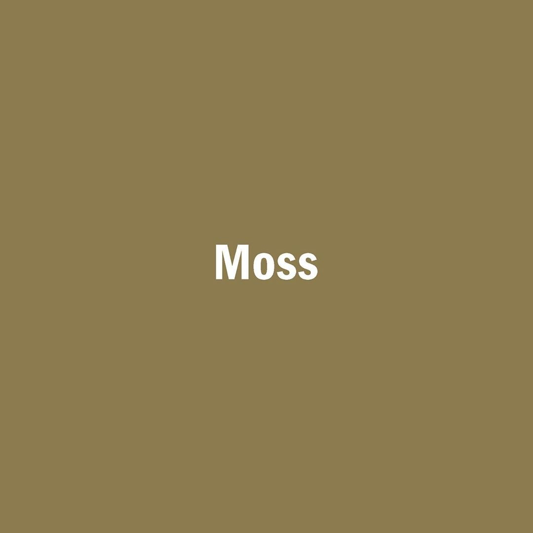 Moss color available …