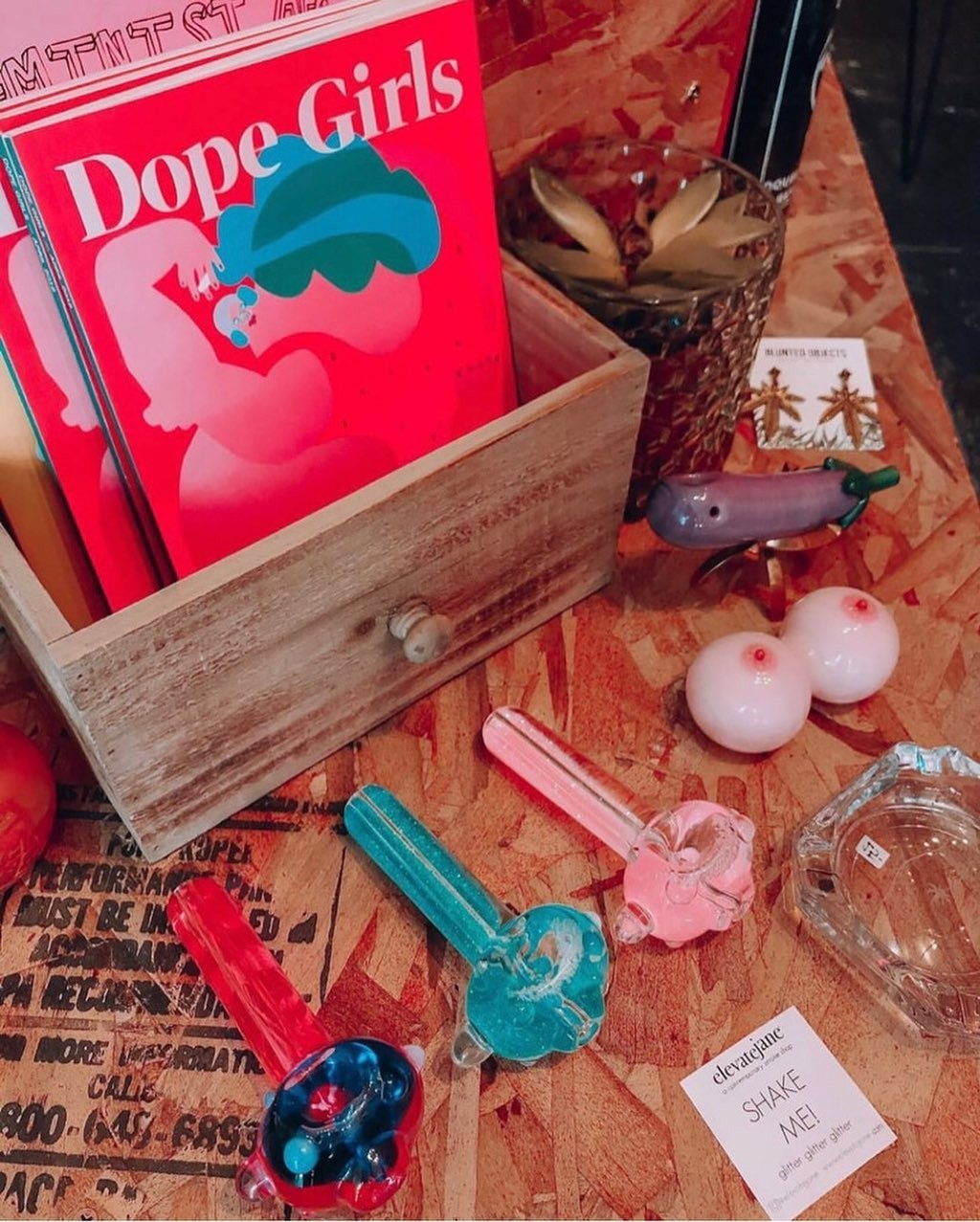 Dope things for dope …
