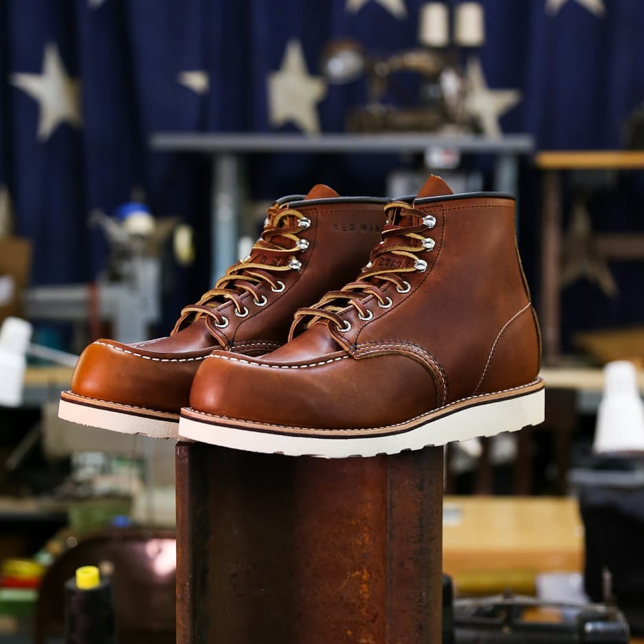 New Red Wing limited …