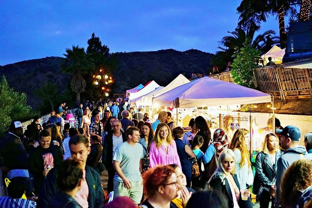 #regram @hollywoodnightmarket …