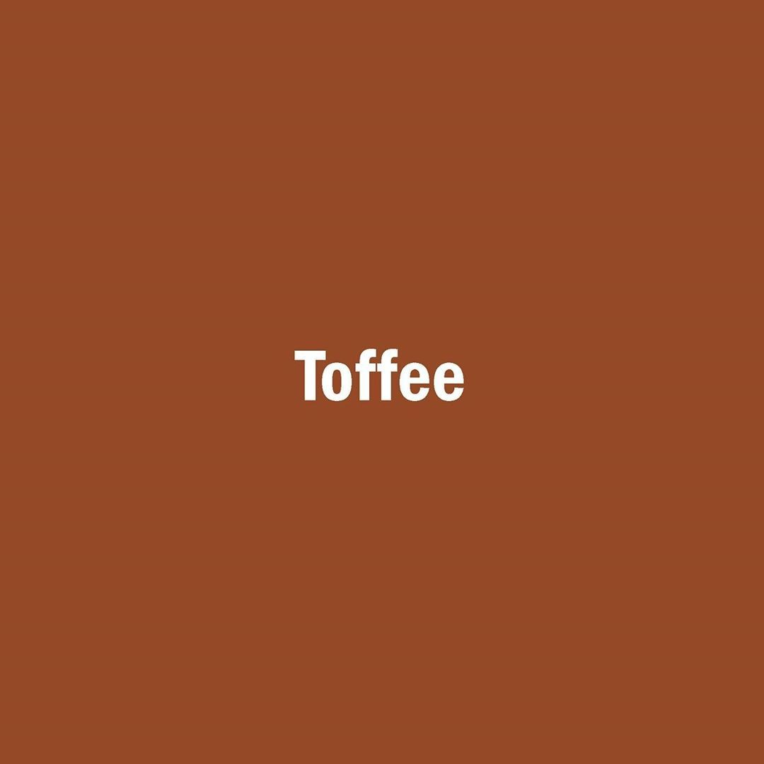 Toffee color available …