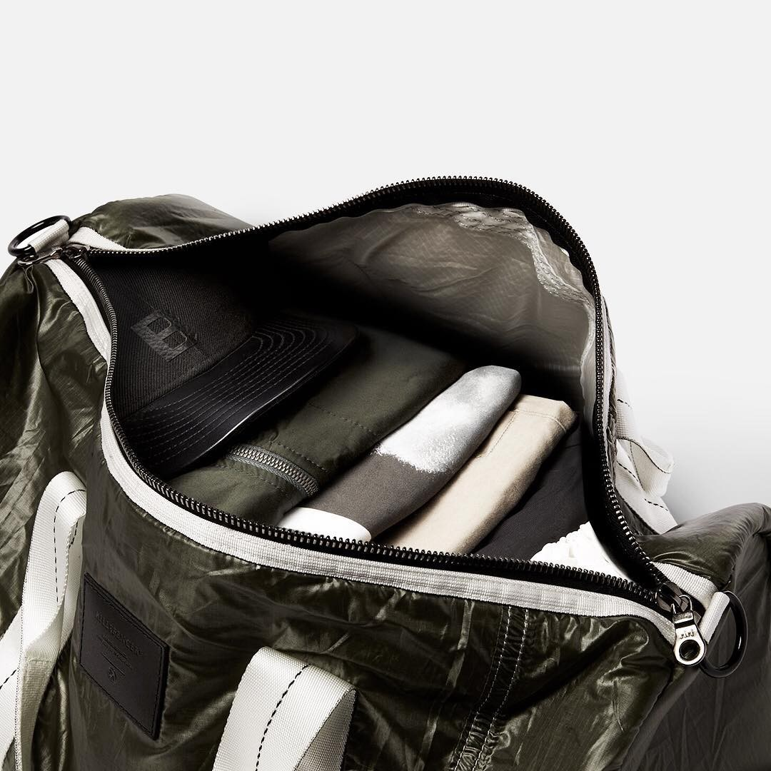 Our #ParachuteDuffle …