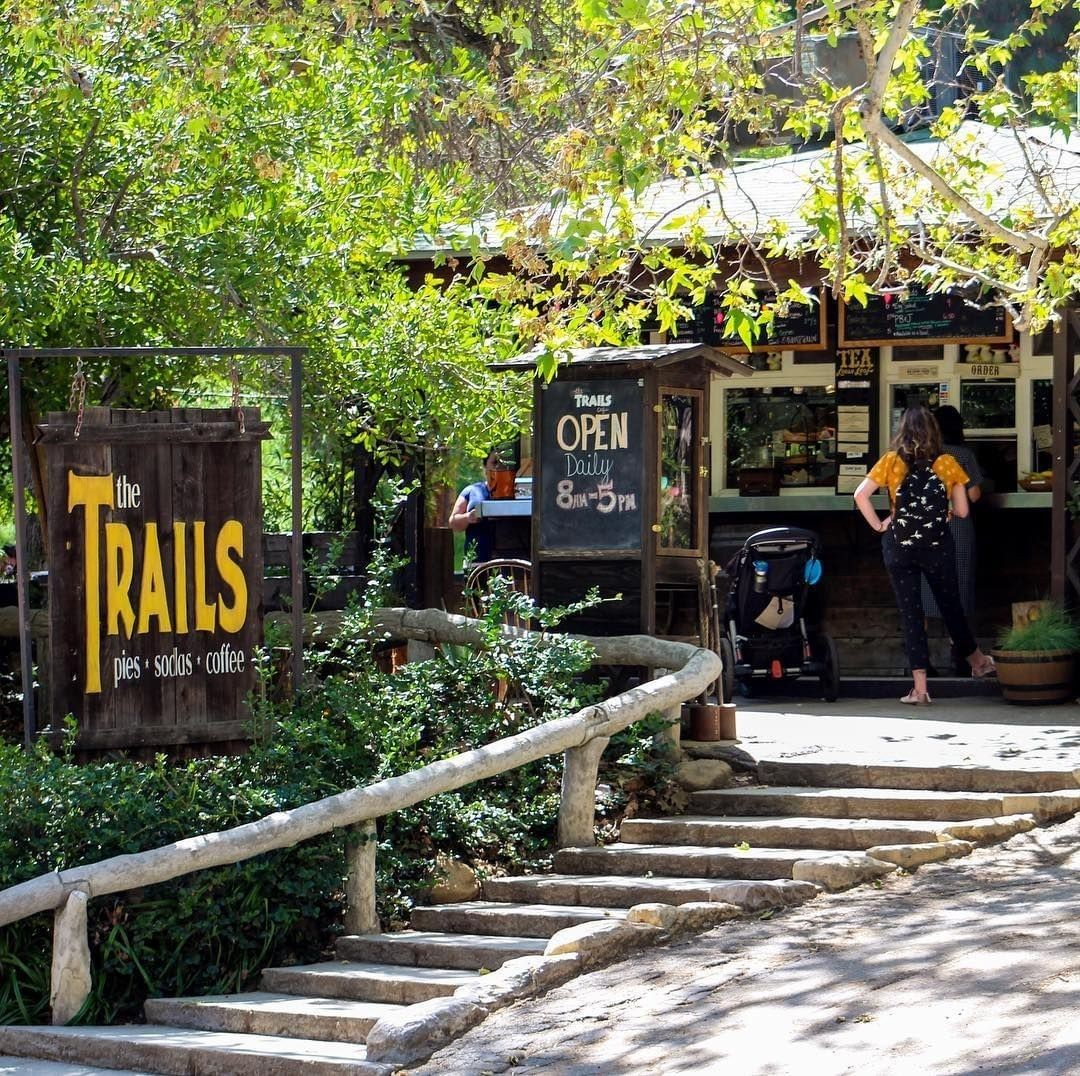 The Trails Cafe is …