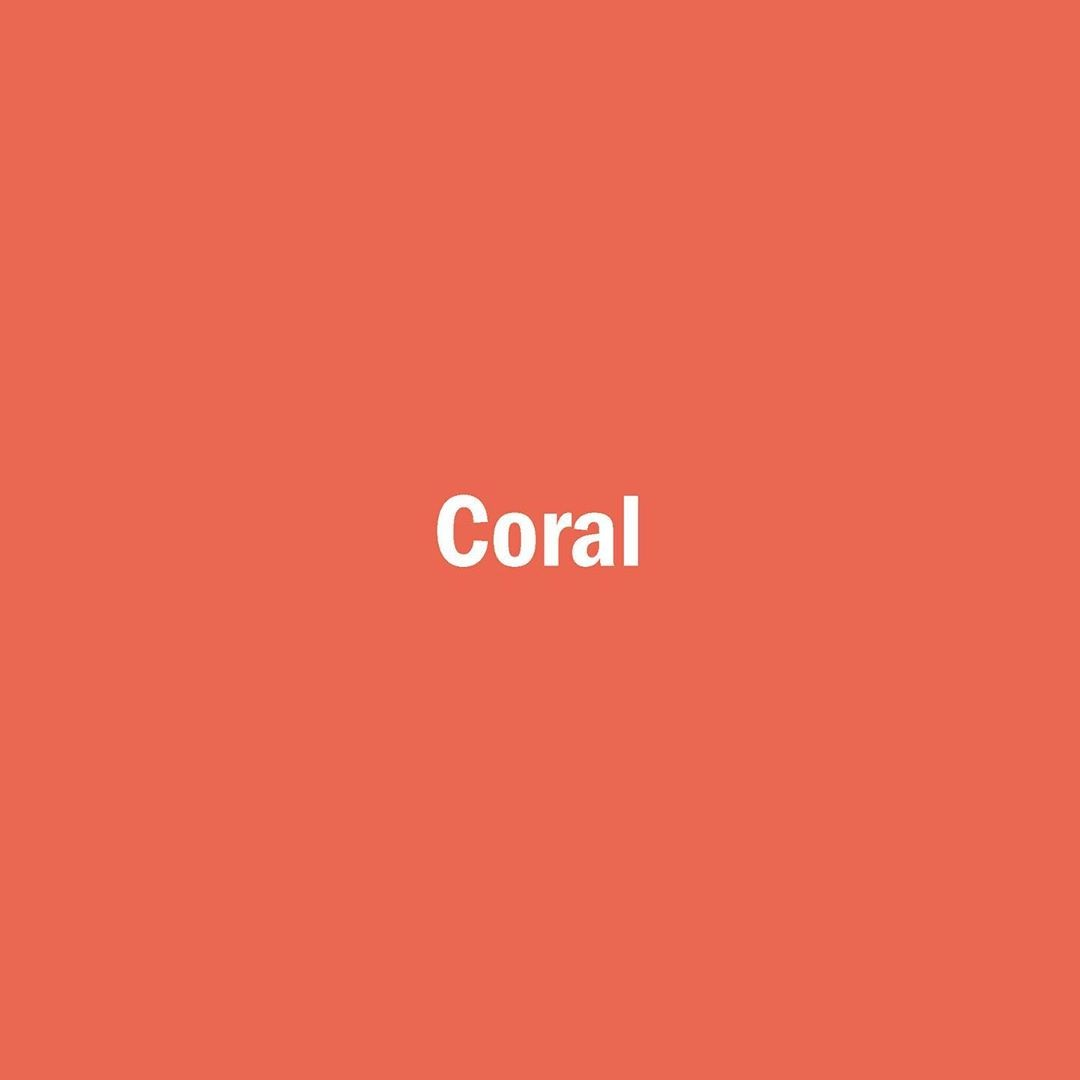 Coral color available …