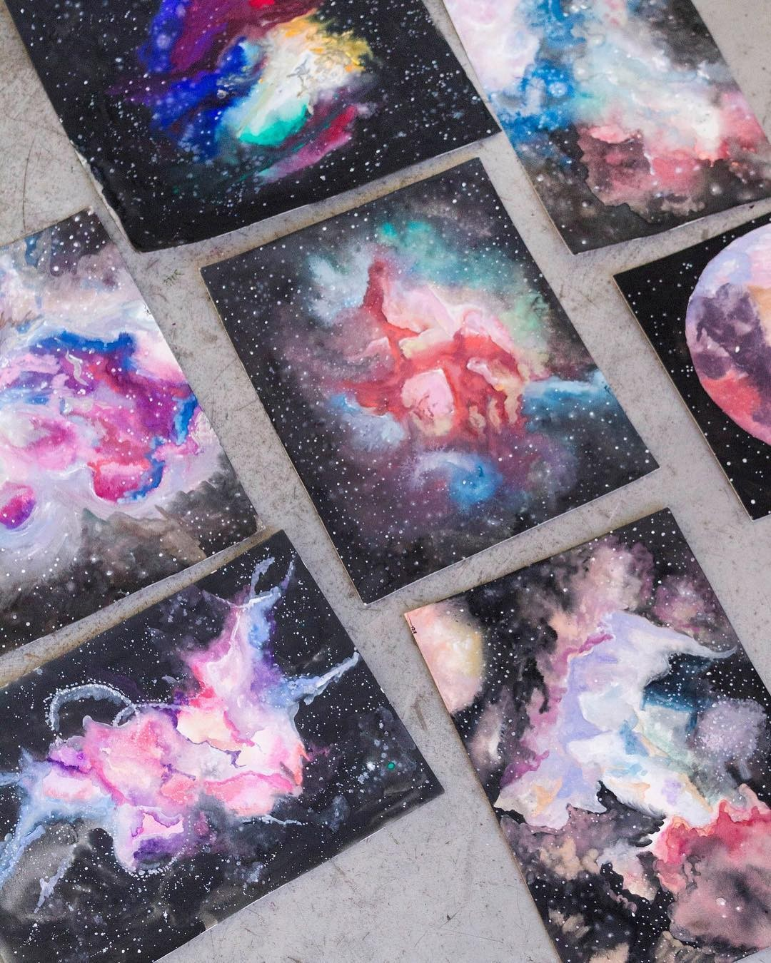 Discover new galaxies …