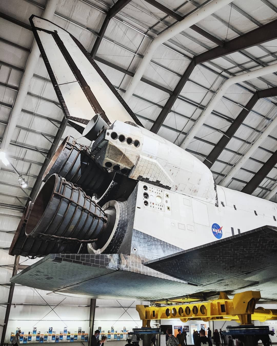 The Endeavour is easily …