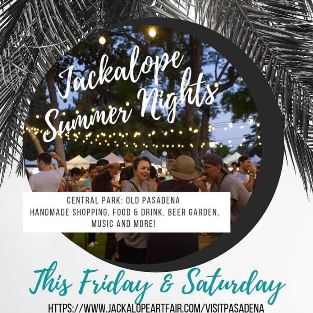 Join us at #jackalopesummernights …