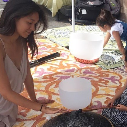 #soundbath TODAY @earthess_ …
