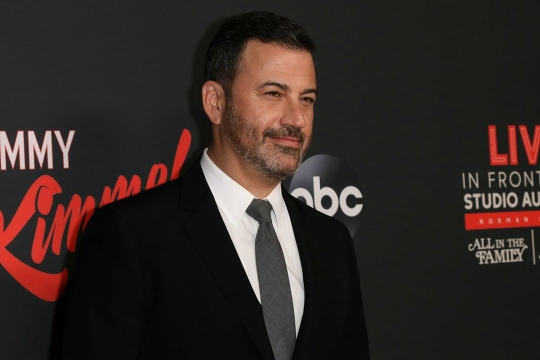 @jimmykimmellive is …